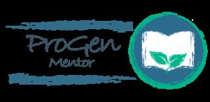 ProGen Study Groups Mentor Logo